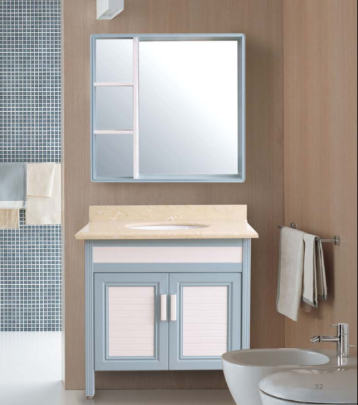 Aluminium Bathroom Bathroom DOL-1037